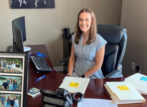 Danika, licensed agent at Health Insurance Specialist LLC