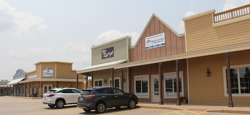 Health Insurance Specialist LLC office in West Wichita off Kellogg